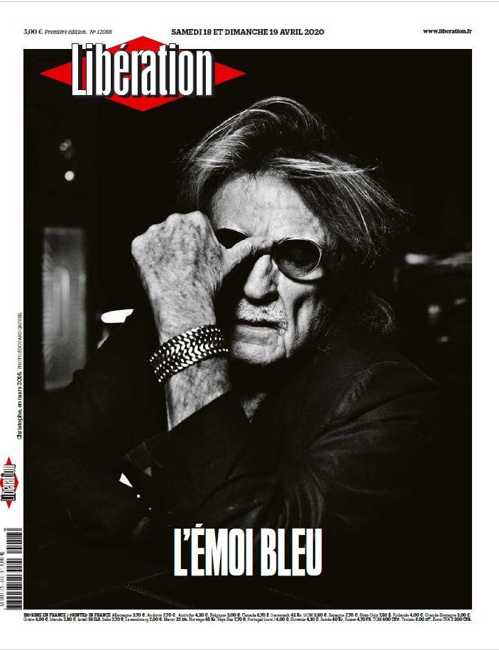 Libération. De latex aux pieds
